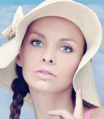 Makijaż mineralny - Letni poranek