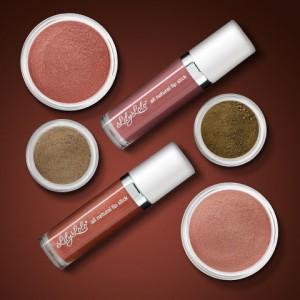Kosmetyki mineralne na jesień 2012