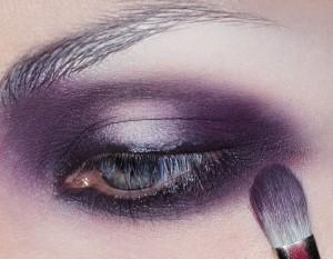 Retro Glamour oczy
